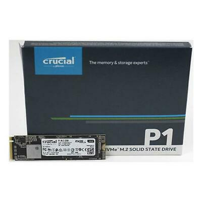 Crucial P1 500GB 2280 NVMe PCIe SSD