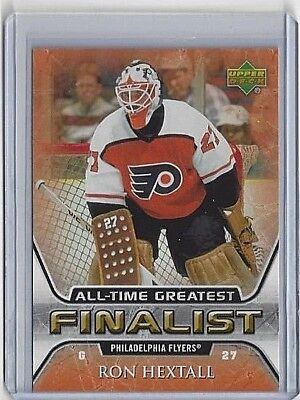 2005-06 Ron Hextall Upper Deck All-Time Greatest #46