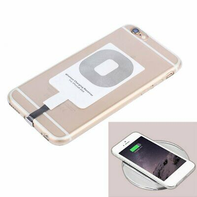 AU Wireless Charger Adapter Charging Receiver Fit For iPhone 7 Plus 6 Plus 5S 5C