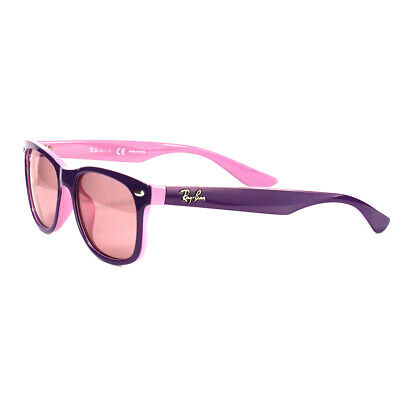 Ray Ban Jr Sunglasses RJ9052S 179 Lavander/Pink 47 15 125