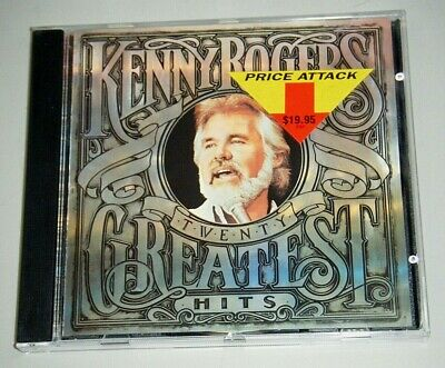 Kenny Rogers Twenty Greatest Hits - CD