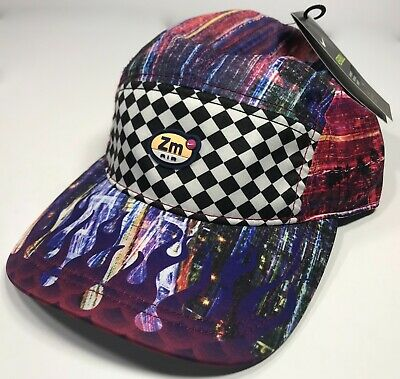 200f2354 Nike NRG AW84 Spectrum QS Adjustable Hat One Size Fits All Style: BV3959-547