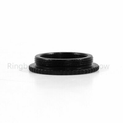 RMS Female thread to M25X0.75 male Thread Adapter RMS to Nikon with stop ring