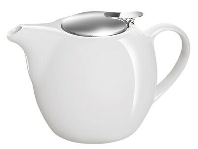 NEW Avanti Camelia Teapot Pure White 500ml