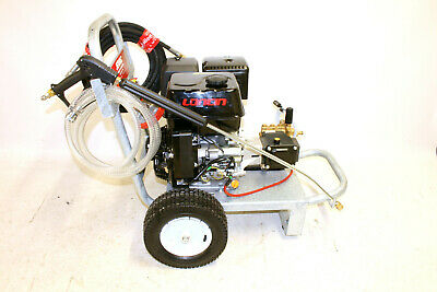 14 HP LONCIN G420  PETROL PRESSURE WASHER JETWASHER 4000 Psi ELECTRIC START