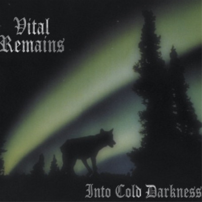 Vital Remains-Into Cold Darkness (UK IMPORT) CD NEW