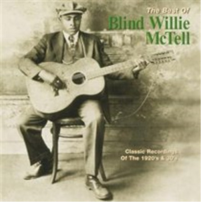 Blind Willie McTell-Best of Blind Willie Mctell (UK IMPORT) CD NEW