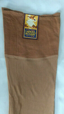 Seamed Larknit Original Silk Stockings British Made in England 1940s New Old P14