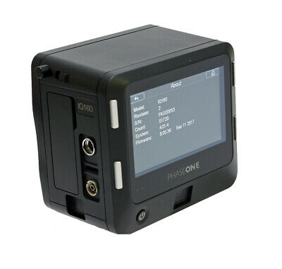 Phase One IQ1 60MP Digital Back Mamiya Fit .  *Reduced Price