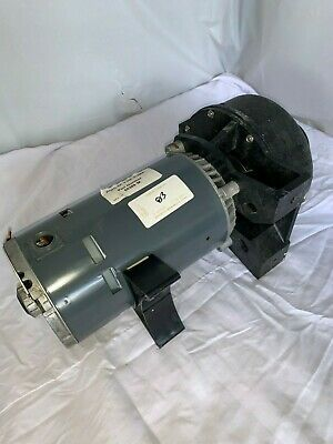 GE AC Motor 1HP Thermally Protected Model # 5KC39RN213 AX Used In Good Condition