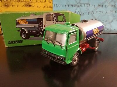 1/43 Old Cars Iveco OM 90 OLIO FIAT  camion truck PROMO BOX
