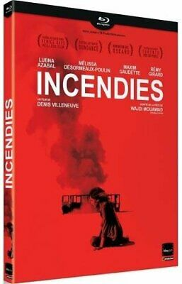 Incendies  Blu Ray  Neuf Sous Cellophane