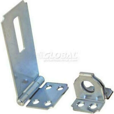 L ZORO SELECT 4PE29 Safety Hasp,Steel,2-1//2 In