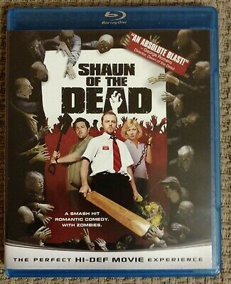 Shaun of the Dead, Blu-ray,  Movie + Special Features, Must own in some form...