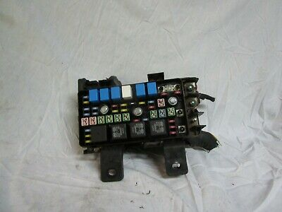 hyundai sonata engine fuse box relay block 06 07 08 2006 2007 2008  919503k510