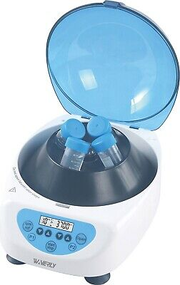 Waverly® CL4M Mini Centrifuge with 4x50ml rotor + several adapters