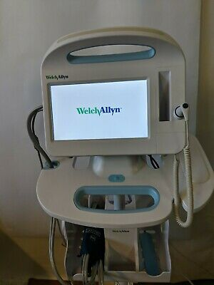 WelchAllyn Vital Signs Monitor & Mobile Stand 64NTXX Welch Allyn