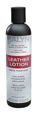 Case of 12 - Ralyn 17376 Leather Lotion Squeeze Bottle 8 Oz.