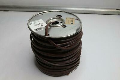 """Southwire 49914544 3000"""" 1 Gauge 2 Wire Lampwire Brown 250 Ft"""
