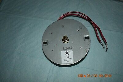 Lanshire electrical wall clock XL 7 movement LC3098 for parts or project