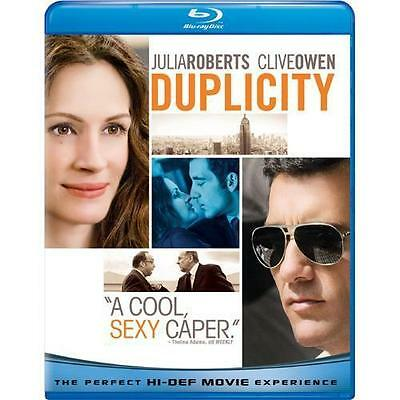 Duplicity  Julia Roberts, Clive Owen NEW Blu-ray Buy 2 Items - Get $2 OFF