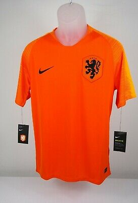 sports shoes 6ef81 b2619 NIKE NETHERLANDS JERSEY 2018 Home Stadium Soccer 893882-815 ...