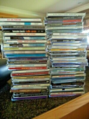 Preowned CD's: Rock, Soundtracks, Comedy etc. $1.50 EACH!, Combine Shipping!