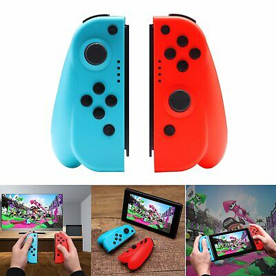 Left & Right Controllers JYS Joy-Con Gamepad Joypad for Nintendo Switch Console