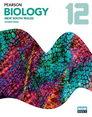 PEARSON SCIENCE NEW South Wales SB 2nd Year 10 Text Book - $34 99