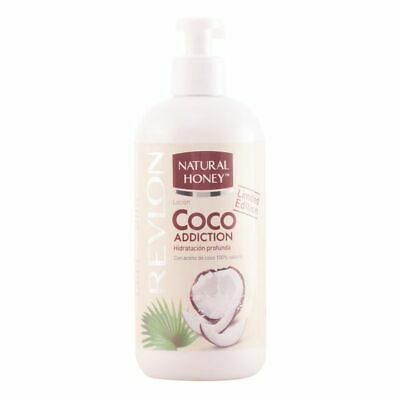 S0542495 80036 Moisturising Lotion Coco Addiction Natural Honey (400 ml) Natural