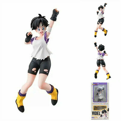 Dragon Ball Gals DBZ Videl Recovery Ver. Figure Megahouse Sexy Girl Toy in Box