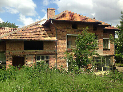 Property real estate home 2460 sq.m. plot Veliko Tarnovo area Bulgaria