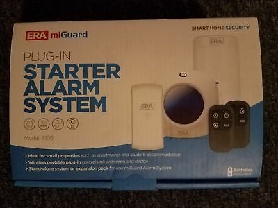 ERA miGuard A105 Wireless Apartment/Starter Alarm System