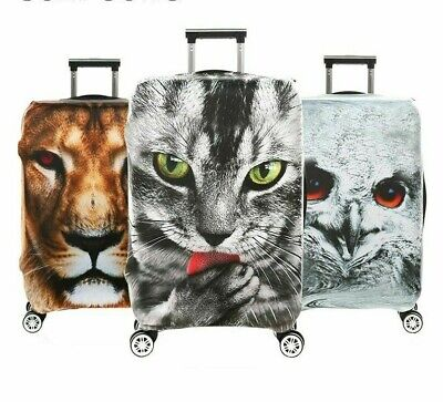 Waterproof Luggage Suitcase Protective Cover Travel Elastic Fashion Trolley Case