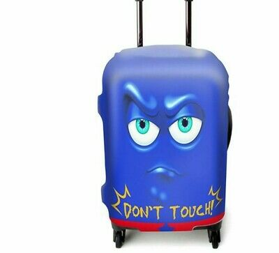 Waterproof Elastic Luggage Covers Trolley Suitcase Dust Protect Bags Travel Case