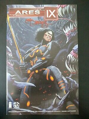 ARES IX: The Darkness #1 One-Shot (2018 IMAGE Comics) VF/NM Comic Book