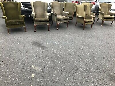 Parker Knoll Fireside Chair - For Recovering - 4 Available