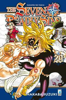 Fumetto - Manga - Star Comics - The Seven Deadly Sins 29 - Nuovo !!!
