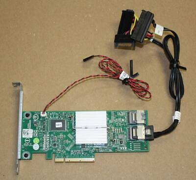 Dell Perc H310 8-Port 6Gb/s RAID Controller with Cables, OHV52W