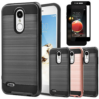 FOR LG ARISTO 3 / Tribute Empire Shockproof Phone Case +