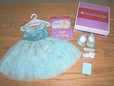 365e80202 RETIRED AMERICAN Girl Doll Ballet Recital Outfit New In Box - $20.50 ...