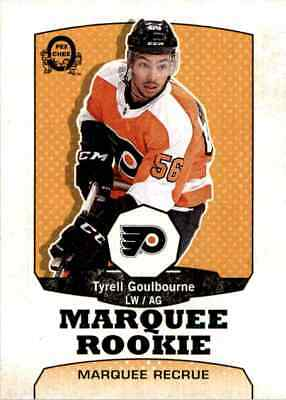 2018-19 O-Pee-Chee Retro Marquee Rookie Tyrell Goulbourne Rookie #544