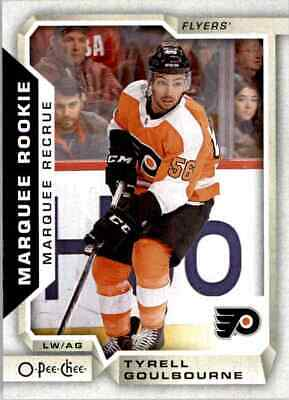 2018-19 O-Pee-Chee Marquee Rookie Tyrell Goulbourne Rookie #544
