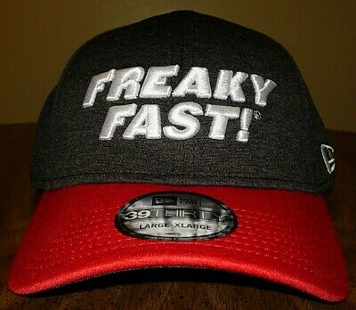 newest 748a6 c981b 2018 New Era 39Thirty Kevin Harvick Jimmy John s Freaky Fast! Hat Cap ...