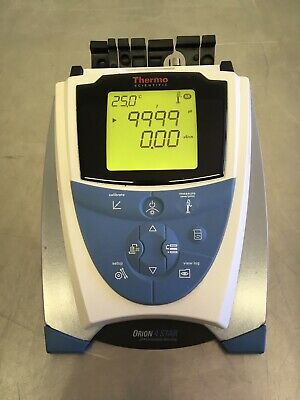 Thermo Scientific Orion 4 Star pH Conductivity Benchtop Meter Pre-owned