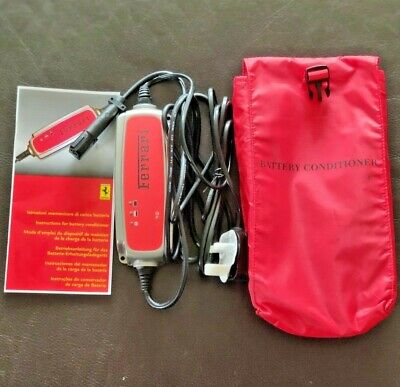 Genuine Ferrari Battery Conditioner, Charger, Optimiser Unused 430 360 599