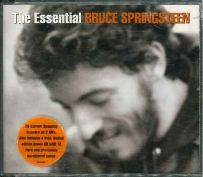 "BRUCE SPRINGSTEEN ""The Essential"" Best Of 3CD-Box"