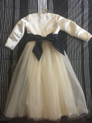 Handmade Flower Girl Dress - in perfect condition