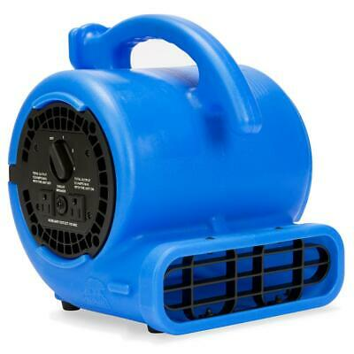 VP-20 1/5 HP Air Mover for Water Damage Restoration Carpet Dryer Floor Blower Fa