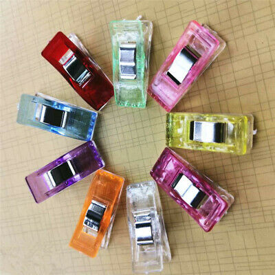 60pcs new patchwork crafts sewing strong edge clip